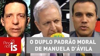 Download Debate: O duplo padrão moral de Manuela D'Ávila Video