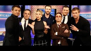 Download We're a team - Avengers cast Video