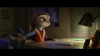 Download Zootopia: Judy's first night. HD Video