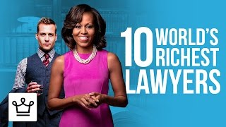 Download Top 10 Richest Lawyers In The World (Ranked) Video