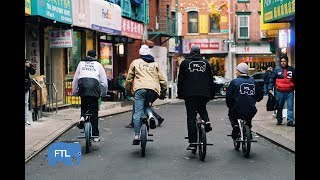 Download Follow The Leader BMX in NYC Fall 2017 Video