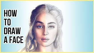 Download How to Draw a Face | Getting Proportions Right | Basic Face Proportions | Easy Drawing Tutorial Video