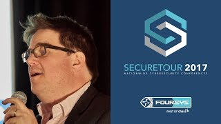 Download SecureTour17: Graham Cluley divulges cyber nightmares Video