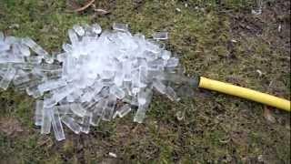 Download Ice cylinder maker Video