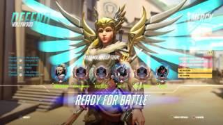 Download Overwatch - PRO Mercy gameplay - Aborted-CA Video