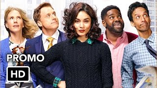 Download Powerless (NBC) Promo HD - Vanessa Hudgens comedy series Video