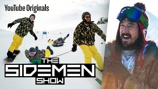 Download SIDEMEN WINTER SPORTS CHALLENGES | THE SIDEMEN SHOW Video