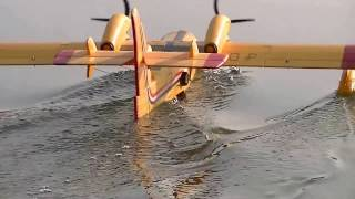 Download Canadair CL-415 Super Scooper Video