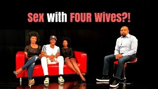 Download Polygamist On Sex With His 4 Wives, 'Racism,' Trump & Worshiping The Black Woman (Ep. 8 | S. 5) Video
