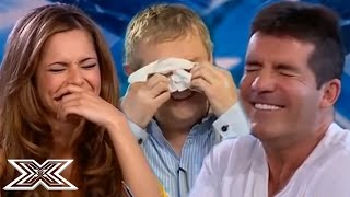 Download Funniest Auditions on X Factor UK | Vol.2 Video