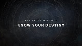 Download Destiny 2 Ghost Skill - What's Next? Video