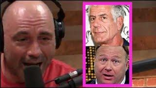 Download Joe Rogan - Alex Jones Is Wrong About Anthony Bourdain! Video