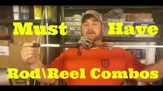 Download 5 Rod and Reel Combos To Do It All Video