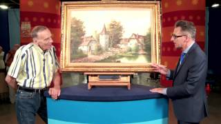 Download How Much Is This Painting Worth? | Web Appraisal | Bismarck Video