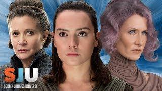 Download Star Wars: The Last Jedi Edit Cuts Out All Women - SJU Video