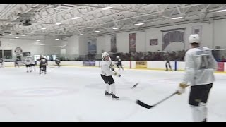 Download Vegas Golden Knights hit the ice for development camp Video