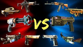 Download Dead Trigger 2 vs UNKILLED   All Weapons Video