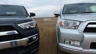 Download 2013 Toyota 4Runner vs 2014 4Runner Matchup 0-60 MPH Test & Review Video