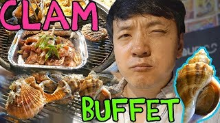 Download All You Can Eat Korean CLAM Buffet! Video