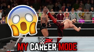 Download WWE 2K16 My Career Mode - Ep. 107 - ″OMG MATCH OF THE YEAR!!″ Video