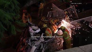 Download High Speed Fatal Crash / Lynwood RAW FOOTAGE Video