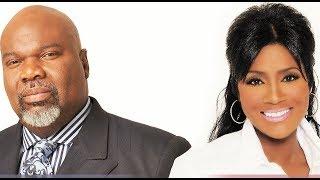 Download Bishop T.D Jakes & Ex-Lesbian False Prophetess Juanita Bynum Reunite After 20 years? WTAL 2018 Video