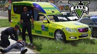 Download GTA V - Rescue Mod #13 : Resgates Médicos Video