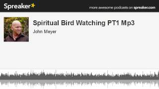 Download Spiritual Bird Watching PT1 Mp3 (made with Spreaker) Video