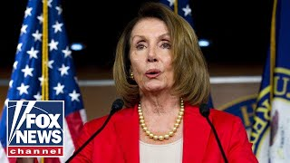 Download Nancy Pelosi holds a press conference Video