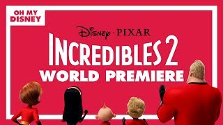 Download Incredibles 2 World Premiere Live Stream Presented by Alaska Airlines Video