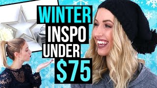 Download What's NEW for Winter Under $75!!    Outfit Try-On, Room Decor, Accessories! Video