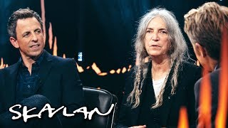 Download Patti Smith on Nobel prize performance: – I was humiliated and ashamed | SVT/NRK/Skavlan Video