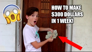 Download How To Make At Least $300 A Week As A Kid/Teenager! How To Make Easy Money QUICK AND FAST! Video