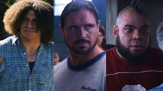Download Every WWE/TNA Wrestler Appearance in Netflix's GLOW Video
