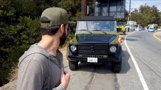Download Someone got a new G Wagon today! Video