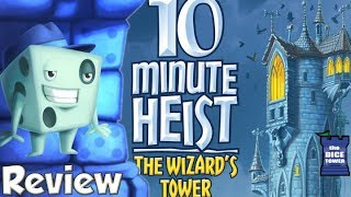 Download 10 Minute Heist: The Wizard's Tower Review - with Tom Vasel Video