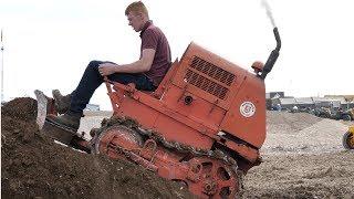 Download Aveling Barford's Calf Dozer Video