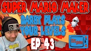 Download DO THE WARIO!? Super Mario Maker | Darby Plays Your Levels EP 43 Video