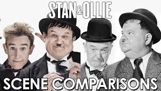 Download Stan & Ollie (2018) - scene comparisons Video