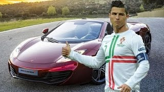 Download TOP 10 AUTOS DE CRISTIANO RONALDO Video