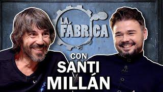 Download LA FÁBRICA DE RUFIÁN CON SANTI MILLÁN. #LFSANTIMILLÁN Video