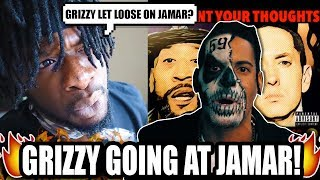 Download Grizzy Hendrix - Hi My Name Is Lord Jamar (REACTION!) Video