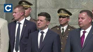 Download Зеленський ушанував пам'ять загиблих у катастрофі ІЛ-76 Video