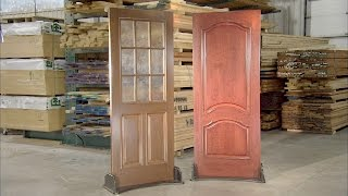 Download Stile and Rail Doors | How It's Made Video