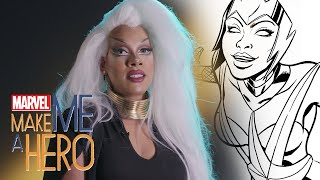 Download Dax ExclamationPoint! | Marvel Make Me a Hero Video