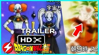 Download FEMALE BROLY? NEW GODS REVEALED! Universe Survival Arc TRAILER Video