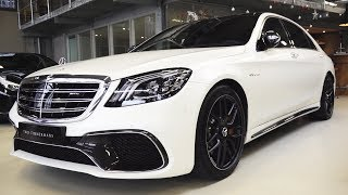Download 2019 Mercedes S65 AMG - V12 S Class NEW Review BRUTAL Sound Exhaust Interior Exterior Infotainment Video