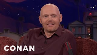 Download Bill Burr Thinks Women Are Overrated - CONAN on TBS Video