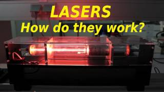 Download How Lasers Work (in practice) - Smarter Every Day 33 Video