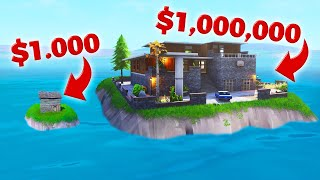 Download BUILD Your Own HOUSE CHALLENGE In FORTNITE! (Creative Mode) Video